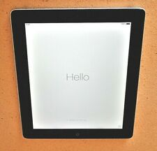 "Apple I Pad 3rd Generation 64 GB, Wi-Fi, 9.7"", Black Excellent Condition"