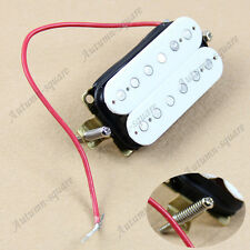 White Vintage Humbucker Double Coil Pcikups For Electric Guitar