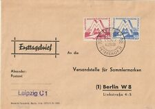 DDR Ersttagsbrief  Mi. 282 - 283