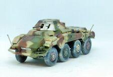 Pro-bulit Sd.kfz. 234/1, 1/72, Hasegawa
