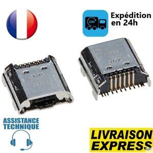 Connecteur de charge pour Galaxy TAB3 T210 T211 T230 P5200 P5110 I9200 I9205