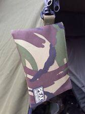 Carp fishing end tackle wallet/ pouch made from camo army cordura fabric