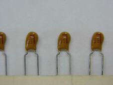 Lot de 12 - condo condensateur tantale goutte 6.8µF 6.8MF 6.8uF 25V pas 5.08 mm