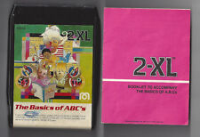 1970'S Mego 2Xl Talking Robot 8 Track Tape The Basics Of Abc'S W Booklet Rare