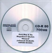 (AB112) Dent May &  Magnificent Ukulele, Howard - DJ CD