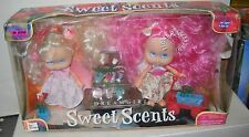 #5459 Ultra Rare NIB Toy Things Sweet Scents Dream Girl Flower Scented Giftset