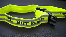 NITERunner Night Runner Highly Reflective Waistband