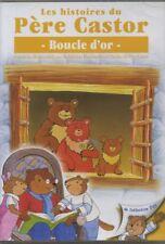 DVD Histoires du Père Castor (Les) Boucles d'or Citel