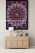 30*40 Indian Poster Tapestry Star Mandala Small Wall Hanging Hippie Table Cover