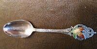 Sterling silver spoon. Vintage Vancouver Canada .925 Collectable souvenir