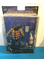 Nightmare Before Christmas Series 3 - The Wolfman Action Figure NECA - NEW MIP