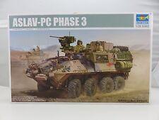 Trumpeter ASLAV-PC PHASE 3 Armoured Truck 1/35 Scale Plastic Model Kit UNBUILT