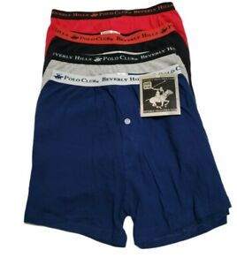 Beverly Hills Polo Club Boys Youth Boxer Briefs Sizes 8-10, 12-14, 4-6,16-18 NWT