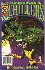 Marvel Chillers : The Pryde and Terror of the X-Men Graphic Book (1996, Marvel)