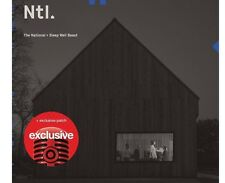 The National - Sleep Well Beast CD (With Target Exclusive Patch) 2017 FREE SHIP
