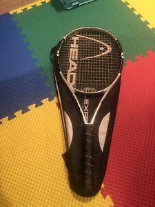 "Head Liquidmetal Flexpoint 6 Oversize 112 Sq. Tennis Racquet 4 1/2 "" Grip"