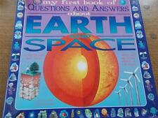My First Book of Questions & Answers about Earth & Space Science Nature History