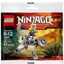 LEGO NINJAGO ANACONDRAI BATTLE MECH MINIFIGURE PROMO SET 300291 NEW SEALED
