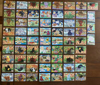 Ty Beanie Babies Collectors Cards Special Cards Artists Proof Stickers BBOC