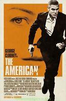 THE AMERICAN MOVIE POSTER DS GEORGE CLOONEY + GG BONUS!