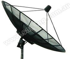 SatKing 1.8M C-Band Mesh Dish Heavy Duty