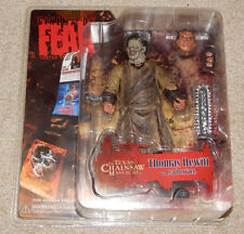 CINEMA OF FEAR LEATHERFACE NIP THOMAS HEWITT TEXAS CHAINSAW MASSACRE MEZCO