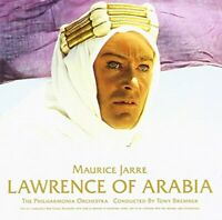 Jarre: Lawrence of Arabia -  CD 2MVG The Fast Free Shipping