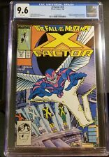X FACTOR 24 CGC 9.6 WHITE PAGES 1ST FULL APPERANCE & ORIGIN OF ARCHANGEL