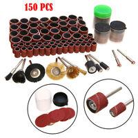 Utensile Rotante Accessorio Lucidatura Taglio Bit Kit Set per Dremel 150 Pieces