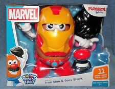 MR. POTATO HEAD 2016 MARVEL IRON MAN/TONY STARK SET