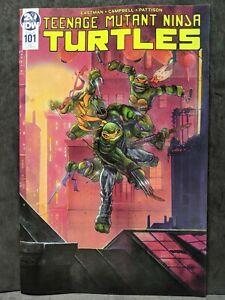 Teenage Mutant Ninja Turtles #101 NM + Exclusive Variant ltd 600- XXX BOARDED