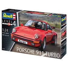 REVELL Porsche 911 Turbo 1:25 Car Model Kit 07179