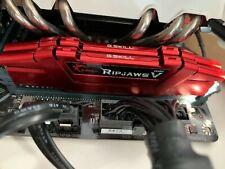 G.Skill Ripjaws F4-2400C15D-8GVR Arbeitsspeicher 8GB PC 2400 (CL15, 2x4GB) DDR4