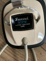 SANSUI SS-2 STEREO HEADPHONE RARE VINTAGE NEAR MINT CONDITION