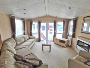 Amazing Static Caravan Skegness Mablethorpe Willerby Winchester DG CH Stock 2779