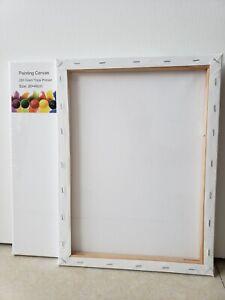 20 Artist 30x40CM Blank Canvas 280grms - Free Shipping!