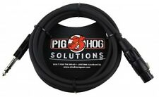 Pig Hog Solutions - 6ft TRS(M)-XLR(F) Balanced Cable, PX-TMXF6
