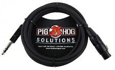 Pig Hog Solutions - 6ft TRS(M)-XLR(F) Balanced Cable, PX-TMXF6