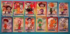1999 Digimon EXCLUSIVE PREVIEW Series 1 Silver Holo Stamp Complete MINT Set 1-34