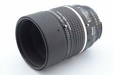 Nikon AF DC Nikkor 105mm F2D Lens Exzcellent+!