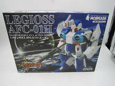 Genesis Climber Mospeada 1/48 Legioss AFC-01H Tramsformable Figure Robotech