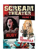 Ruby / Kiss of the Tarantula (70's Drive-In Horror Double Featu... Free Shipping