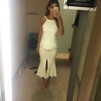 Designer Lover? Christopher Esber Ivory Skirt - Size 6