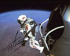 Felix Baumgartner - Red Bull Stratos Project - Signed Autograph REPRINT