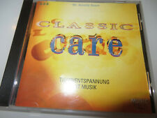 CD Classic care, Tiefenentspannung mit Musik, Dr. Annette Bauer