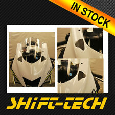 ST1796 YAMAHA YZF R6 2017 2018 2019  MIRROR BLOCK OFF PLATE KIT PLATES RACE