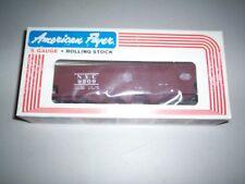 American Flyer #9209 New York Central Covered Hopper Car