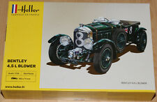 Heller 80722  Bausatz 1:24 Bentley 4.5 L Blower
