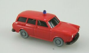 Wiking 1:87 H0, VW 1600 Variant Feuerwehr WVM ED 91, Sondermodell PMS