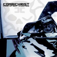 Combichrist - Frost EP: Sent to Destroy [New CD] Extended Play